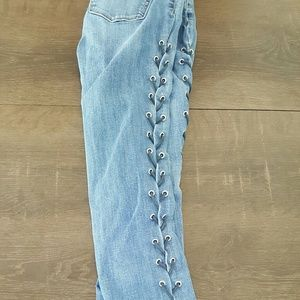 PacSun High-rise Ankle Jeggings Size 22